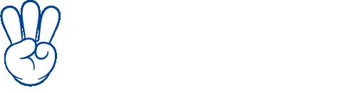 スリーピースロゴ